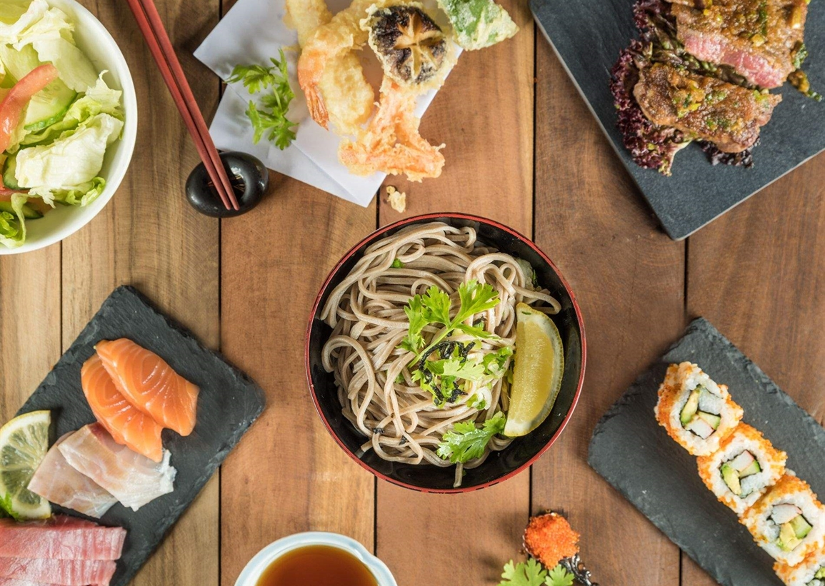 Kiku Traditional Japanese Restaurant 09